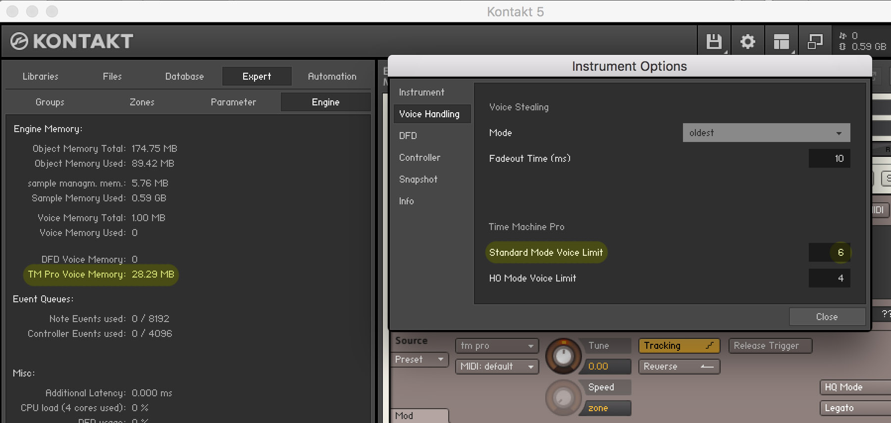 Tutorial: How to optimize Kontakt 5's RAM usage – aeonata com